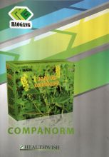 Брошюра: Companorm (суставы) от Хао Ган